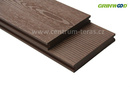 Terasové prkno MASSIVE Brown 2,2m